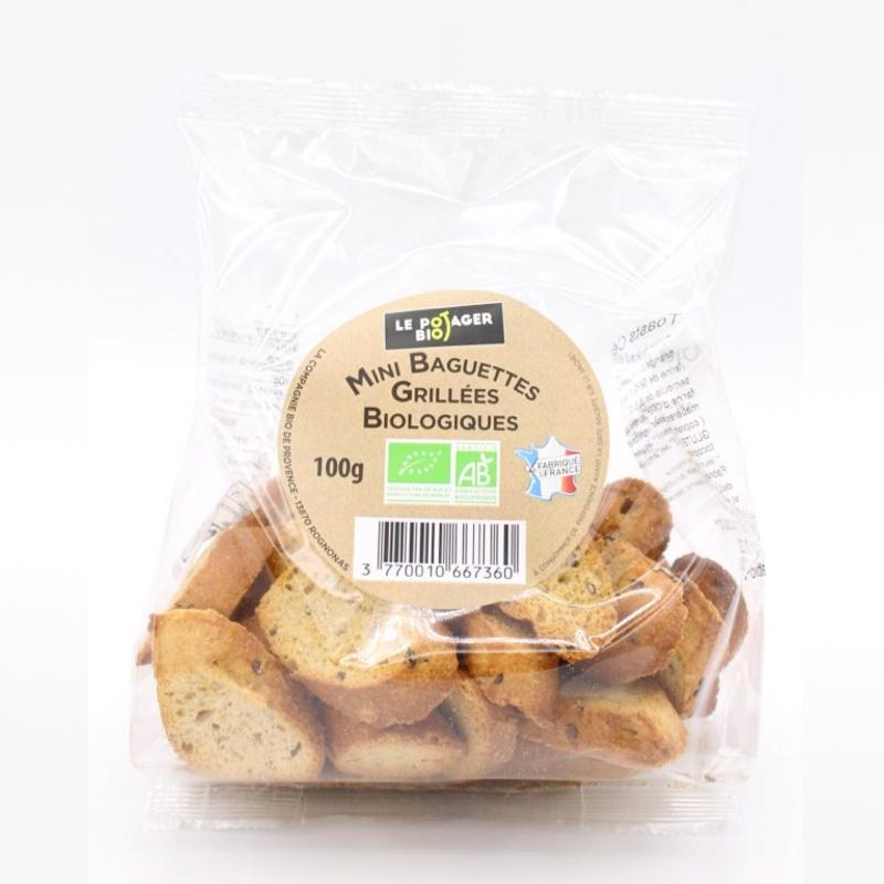 8 Mini Baguettes