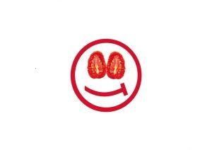 Smiley Creme Tomates Sechees