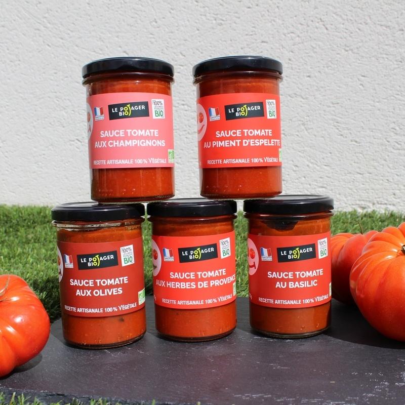5 sauces mes